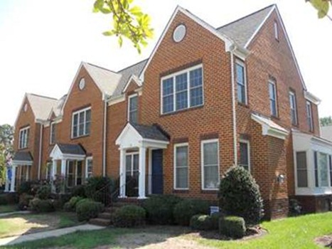 port warwick town homes in newport news