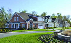attached homes at the reteat in greenbrier