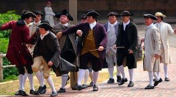 "The award-winning interactive outdoor drama, ""The Revolutionary City"" is returning to the streets of Colonial Williamsburg for its seventh season."