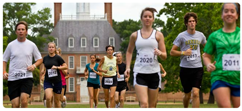 Run for the Dream is approaching fast. Register now to be part of the 2nd annual race through the historic streets of our nation's founding fathers and Virginia's colonial capital. Both the 8K and half marathon courses take you through beautiful scenery and over gentle hills. This is a race you won't want to miss.