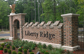 liberty ridge entrance