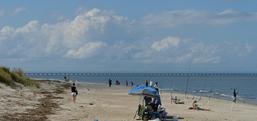 beach view — Mr Williamsburg |Williamsburg Beach