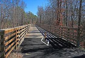 va capital trail view