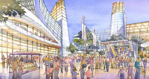 Comcast-Spectacor, Live Nation and the Virginia Beach Development Authority recently made a presentation to the VA Beach City Council outlining the possibility of a 750,000-square foot, 18,500-seat arena adjacent to the Virginia Beach Convention Center.