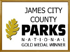 james city county parks and recreation national gold medal winner 2012