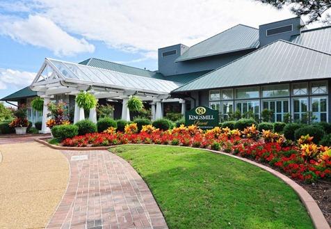 kingsmill resort in williamsburg
