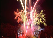 Colonial Williamsburg kicks off the holiday season with its annual Grand Illumination on Sunday, Dec. 2, 2012