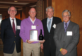 James City County's Board of Supervisors and Economic Development Authority (EDA) recognized Kingsmill Resort at its 19th annual Celebration of Business. Kingsmill Resort was this year's recipient of the Captain John Smith Award, given by the County's economic development team to a business, organization or individual for exemplary contributions in the James City County (JCC) business community.