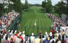 michelob open 1st tee