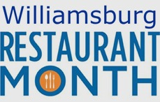 williamsburg restaurant month