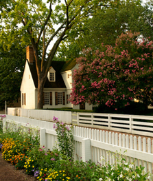 orlando jones house colonial williamsburg