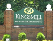 Kingsmill Sign