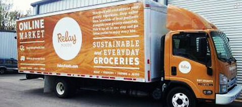 Online grocer Relay Foods who just raised $8.25 million through a common stock sale will soon be operating pickup sites twice a week in Williamsburg, VA!