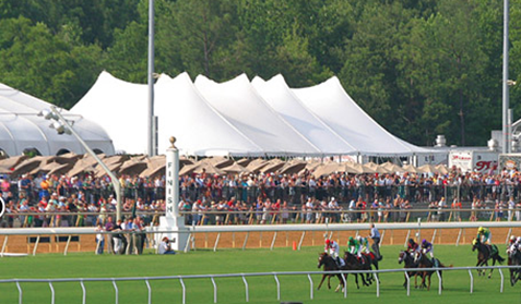 The $500,000 Virginia Derby  is the richest and most important race on the Virginia racing calendar. In addition to being one of the largest social events in Virginia it also annually attracts the best 3-year-old turf horses, jockeys and trainers in the nation, including two champions and three Breeders' Cup winners in just the last five years!