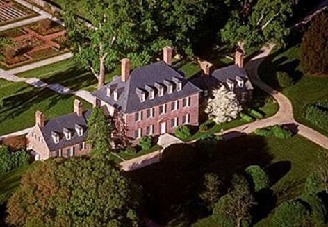 Carter's Grove,, built from 1750 to 1755, and one of colonial America's most impressive examples of Georgian architecture, is once again for sale . Court-appointed trustee Stanley J. Samorajczyk hired Charlottesville Realtor McLean Faulconer Inc. to market the property.