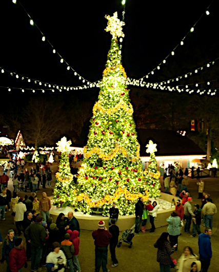 Busch Gardens Christmas Town Tickets.2013 Christmas Town Fun Card Offers Unlimited Visits To