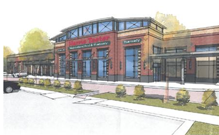 Armada Hoffler Properties  announced their newest project in its next generation development pipeline. The Company will develop a grocery-anchored shopping center in Williamsburg, Virginia as part of a joint venture partnership in which the Company is the majority partner.