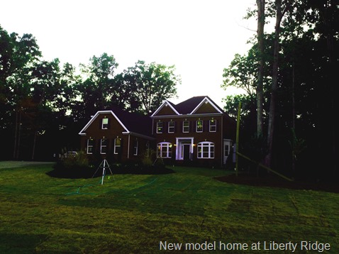 ellington model in Liberty ridge williamsburg va