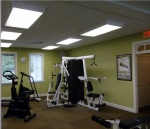 Fitness Room atClubhouse