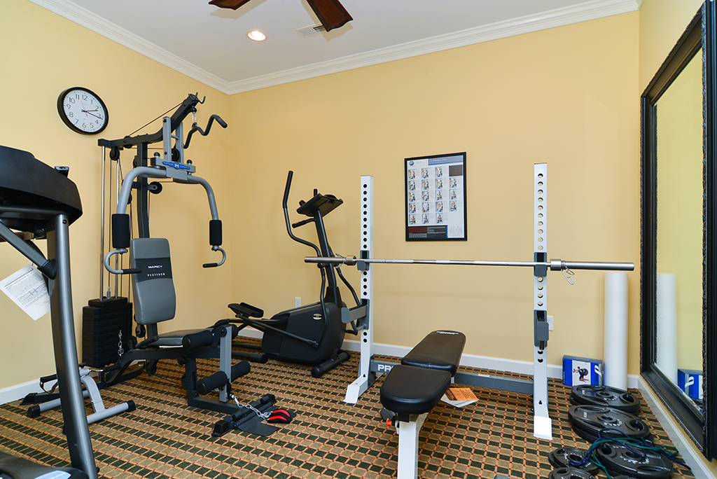 Fitness room mr williamsburg ging on life and real