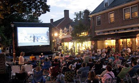 movies on prince george street williamsburg va