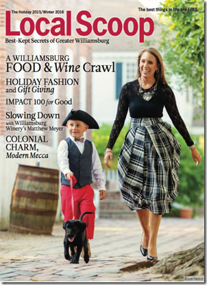 New Magazine Launches In Williamsburg Va Mr Williamsburg Blogging