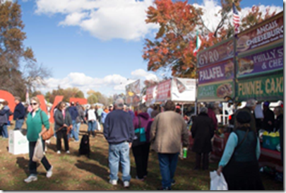 Each November, the lovely town of Urbanna, found on the Rappahannock River, throws the country's largest and longest-running oyster festival called the Urbanna Oyster Festival.